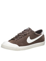 Nike SB Zoom All Court CK Shoes Baroque Brown/Ivory