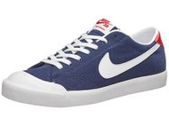 Nike SB Zoom All Court CK Shoes Midnight Navy/White-Gum