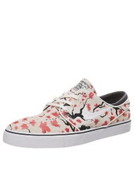 Nike SB Zoom Janoski Elite Shoes Sail/White/Pink