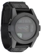 Nixon The Baja Watch  All Black