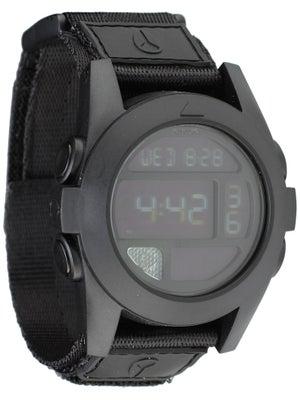 Nixon The Baja Watch  All Black
