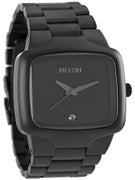 Nixon The Big Player Watch  Matte Black