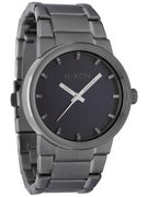 Nixon The Cannon Watch  Gunmetal/Cobalt Sunray
