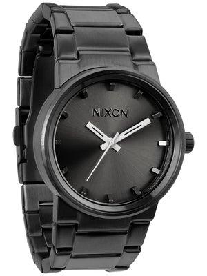 Nixon The Cannon Watch  All Gunmetal