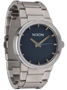 Nixon The Cannon Watch Navy/Brass