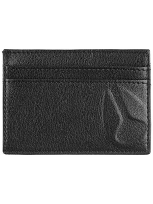 Nixon Haze Card Wallet All Black