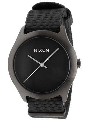 Nixon The Mod Watch  All Black