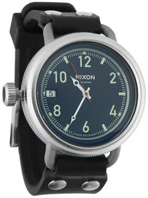 Nixon The October Watch  Black