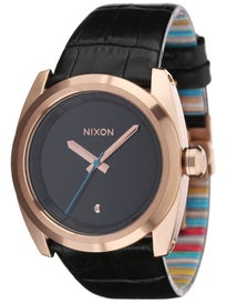 Nixon P Rod LTD The Kingpin Watch Black Gator/Multi