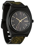 Nixon The Time Teller Watch  Gold/Ornate