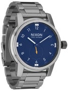 Nixon The Patriot Watch Black