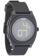 Nixon The Time Teller Digi Watch  All Black