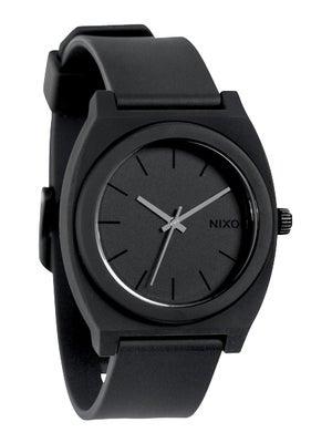 Nixon The Time Teller P Watch  Matte Black