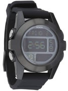 Nixon The Unit Expedition Watch  All Black