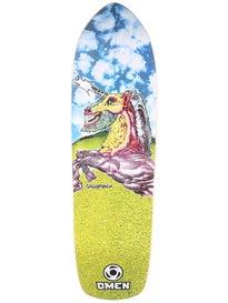 Omen Longboards Galla Punch Deck  8.25 x 30