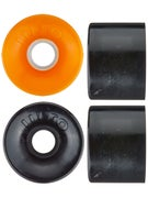 OJ Hot Juice 78a 3-Black 1-Orange Wheels
