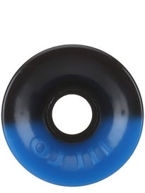 OJ Hot Juice 78a 50/50 Blue/Black Wheels