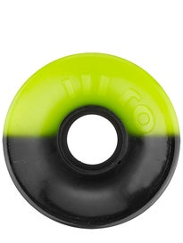OJ Hot Juice 78a 50/50 Yellow/Black Wheels