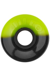 OJ Mini Hot Juice 78a 50/50 Yellow/Black Wheels