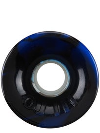OJ Hot Juice 78a Blue/Black Swirl Wheels