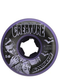 Creature Bloodsuckers Fives 99a Wheels