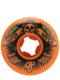 OJ Ditch Witch 92a Orange Wheels