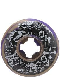 OJ Fletcher Hellfire Swirl 101a Wheels