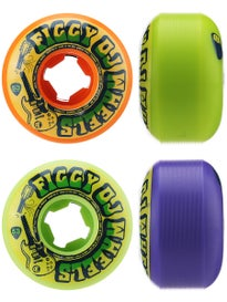 OJ Figgy Broken Licks EZ Edge 101a Mix Up Wheels
