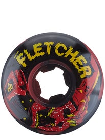 OJ Fletcher Mortal Swirl 101a Wheels