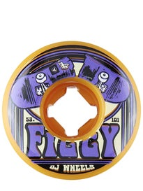 OJ Figgy Purps EZ Edge 101a Wheels