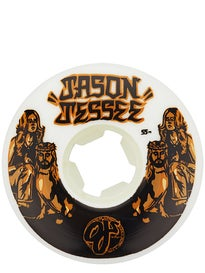 OJ Jessee The Hardest EZ Edge Insaneathane 101a Wheels