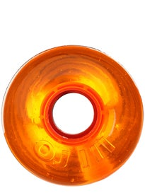 OJ Hot Juice 78a Trans Orange Wheels