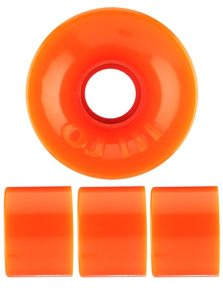 OJ Hot Juice 78a Orange Wheels