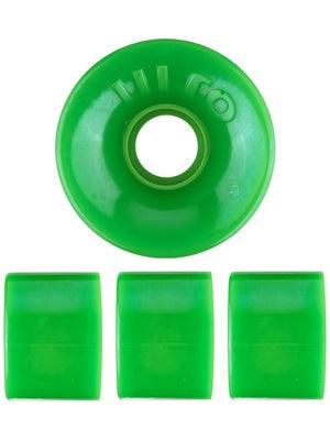 OJ Hot Juice Neon Green Wheels