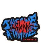 OJ Wheels Insane-A-Thane 2.5