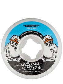 OJ Jessee Shidiot EZ Edge Insaneathane 101a Wheels