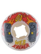 OJ Kremer Burners RIP EZ Edge 101a Wheels