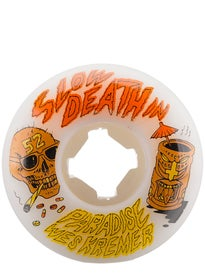 OJ Kremer Slow Death EZ Edge 101a Wheels
