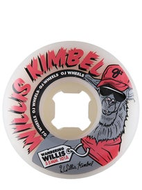 OJ Kimbel Wandering Willis EZ Edge 101a Wheels