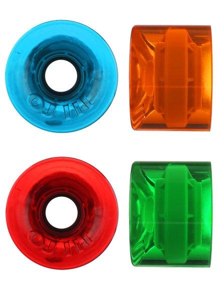 OJ Hot Juice 78a Candy Pack Wheels