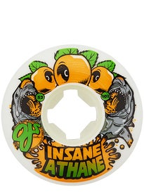 OJ Sharks EZ Edge Insaneathane 101a Wheels