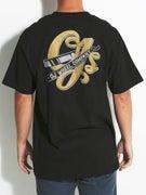 OJ Wheels Straight Razors T-Shirt