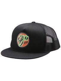 OJ OJ2 Speedwheels Trucker Mesh Hat