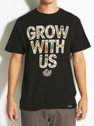 Organika Grow Collage T-Shirt