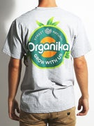 Organika Street Natural T-Shirt
