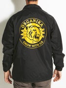 Organika Tiger Coaches Jacket