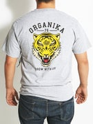 Organika Tiger Face T-Shirt