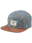 Organika Mushroom 5 Panel Hat
