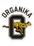 Organika Run Free Sticker