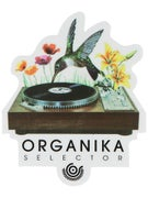 Organika Selector Sticker